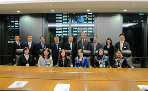 SMBC's Short Term Visiting Program in Tokyo