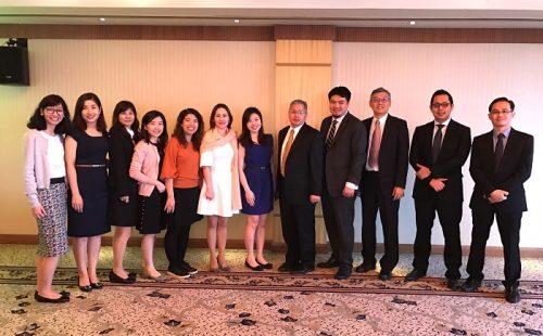 Maybank's third Short Term Visiting Program in Kuala Lumpur