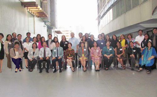 ABA participates in PCAAE's Management Course