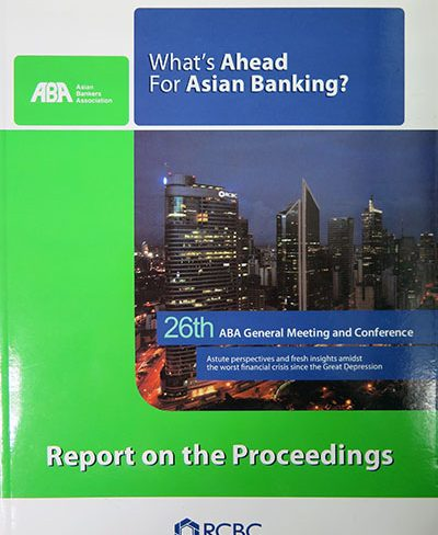 26th ABA Conference in Manila