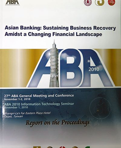 27th ABA Conference in Taipei