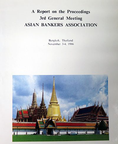 3rd ABA Conference in Bangkok