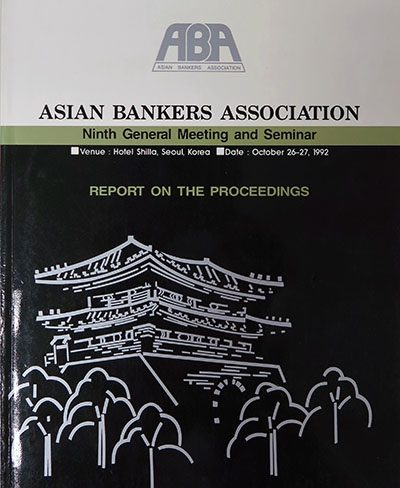 9th ABA Conference in Seoul