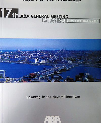 17th ABA Conference in Istanbul