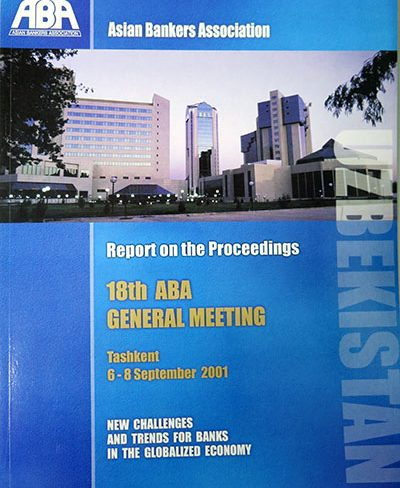 18th ABA Conference in Tashkent