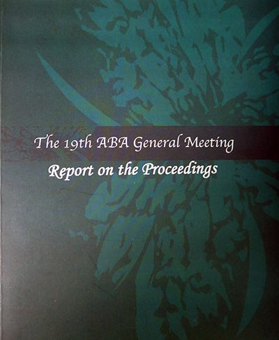 19th ABA Conference in Seoul