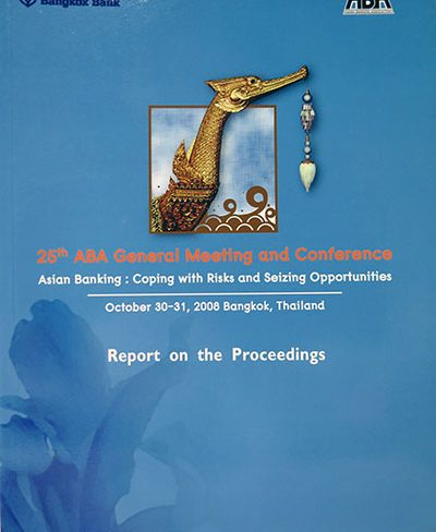 25th ABA Conference in Bangkok