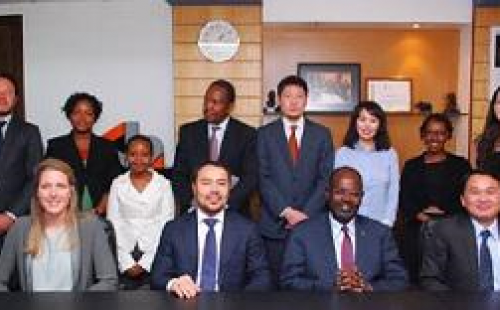 Mongolian Bankers and Kenya Bankers Association sign MOU