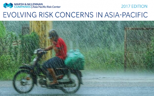 Evolving risk concerns in Asia Pacific 2017