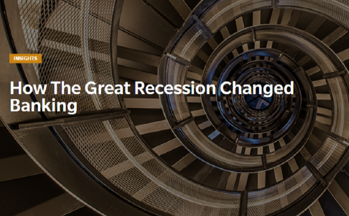 How the Great Recession changed banking