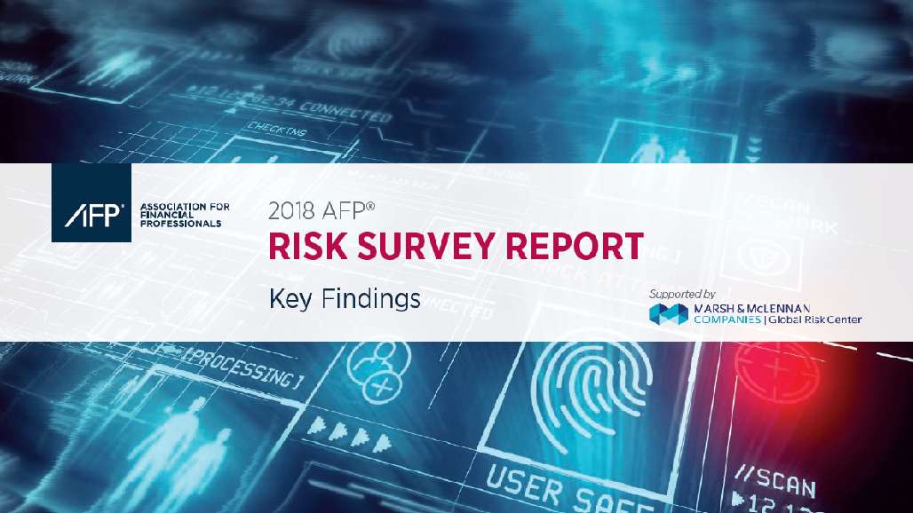 2018 0202 Risk Survey