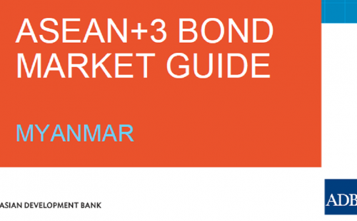 ADB publishes Bond Market Guides