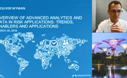 Successful webinar on Advanced Analytics held – Video available