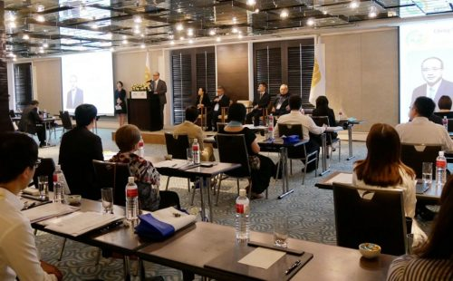 Successful Bank Rating and Analysis Workshop held in Taipei