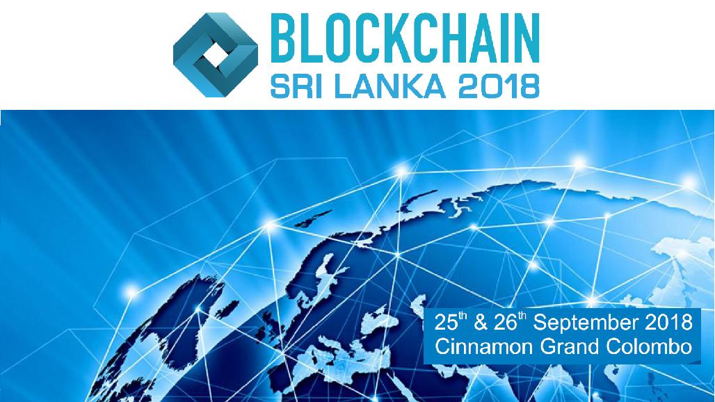 2018 0818 blockchain sri lanka