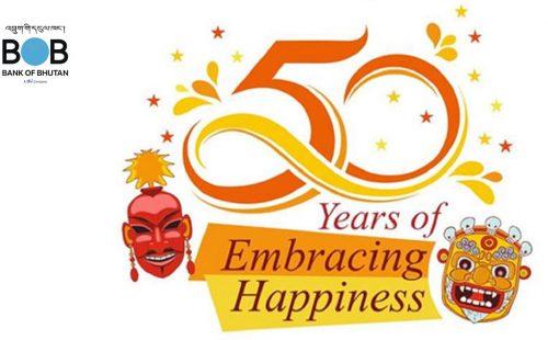 Bank of Bhutan celebrates 50th anniversary