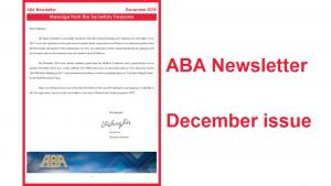 2018 1220 December newsletter