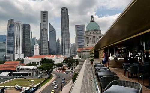 Singapore's Asset Management Industry surges