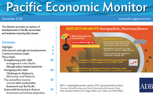 Pacific Economic Monitor available