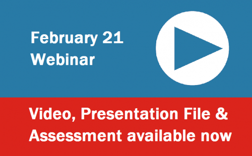 Webinar on role of AML compliance in correspondent banking concluded