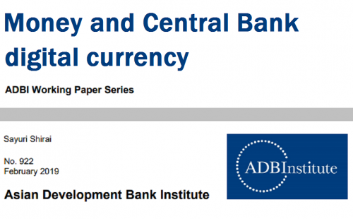 Money and Central Bank Digital Currency