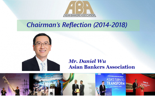 Chairman's Reflection (2014-2018) is available