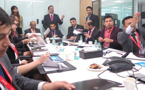 Successful ABA & Fintelekt Short Term Visiting Program held in Mumbai