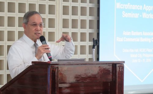 RCBC and RMB share microfinance know-how with ABA delegates