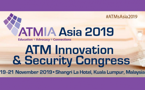 """ATM Innovation & Security Congress"" – November 19-21 in Kuala Lumpur"