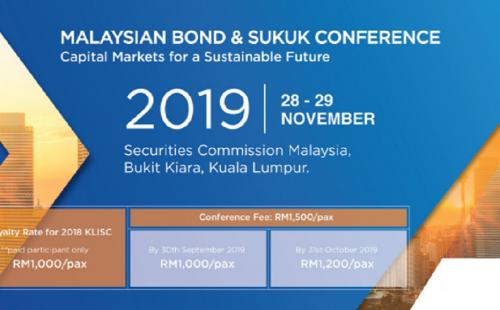 Malaysian Bond & Sukuk Conference 2019