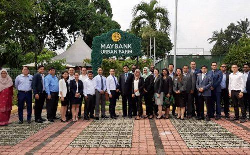 Maybank successfully hosts 2019 Short-Term Visiting Program