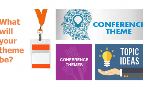 Invitation to suggest 2020 Conference's themes and speakers