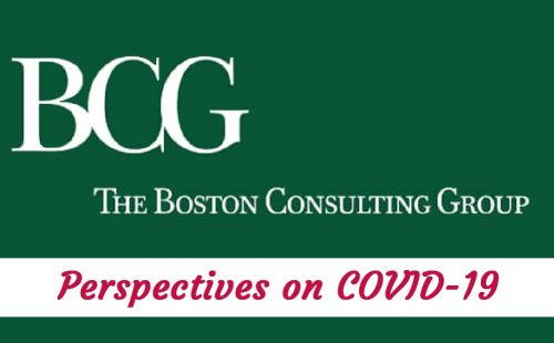 Boston Consulting Group's Perspectives on COVID-19