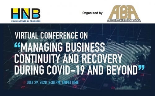 ABA Webinar on Banking Continuity & Recovery during Covid-19