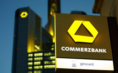 Commerzbank Appoints Deutsche Bank's Manfred Knof as Chief Executive