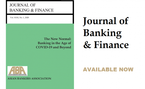 Journal of Banking & Finance – Available now