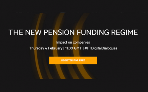 """New Pension Funding Regime"" webinar on 24 February 2021"