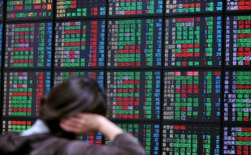 Fubon net profit surges 55% on bullish stock market