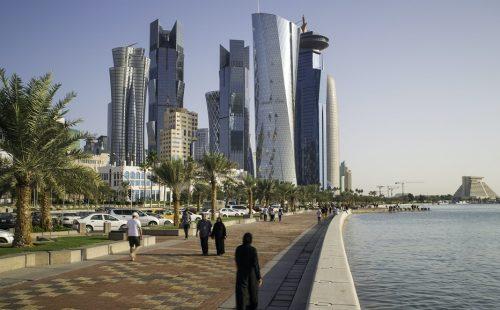 Doha Bank wins Golden Peacock Global Award 2020 for Sustainability