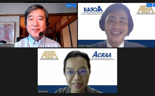 "Webinar on ""Japanese and Taiwanese Capital Market"" gathers large international audience"