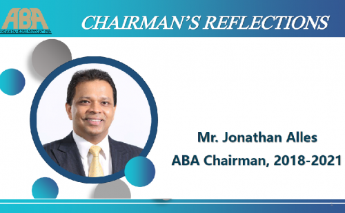 Chairman's Reflection (2018-2021) is available